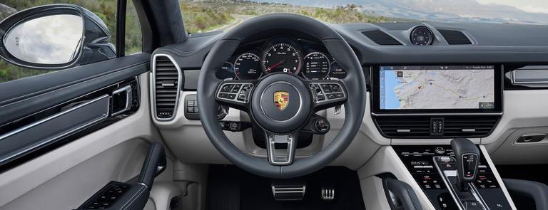 Porsche Cayenne Coupe Porsche Engineering